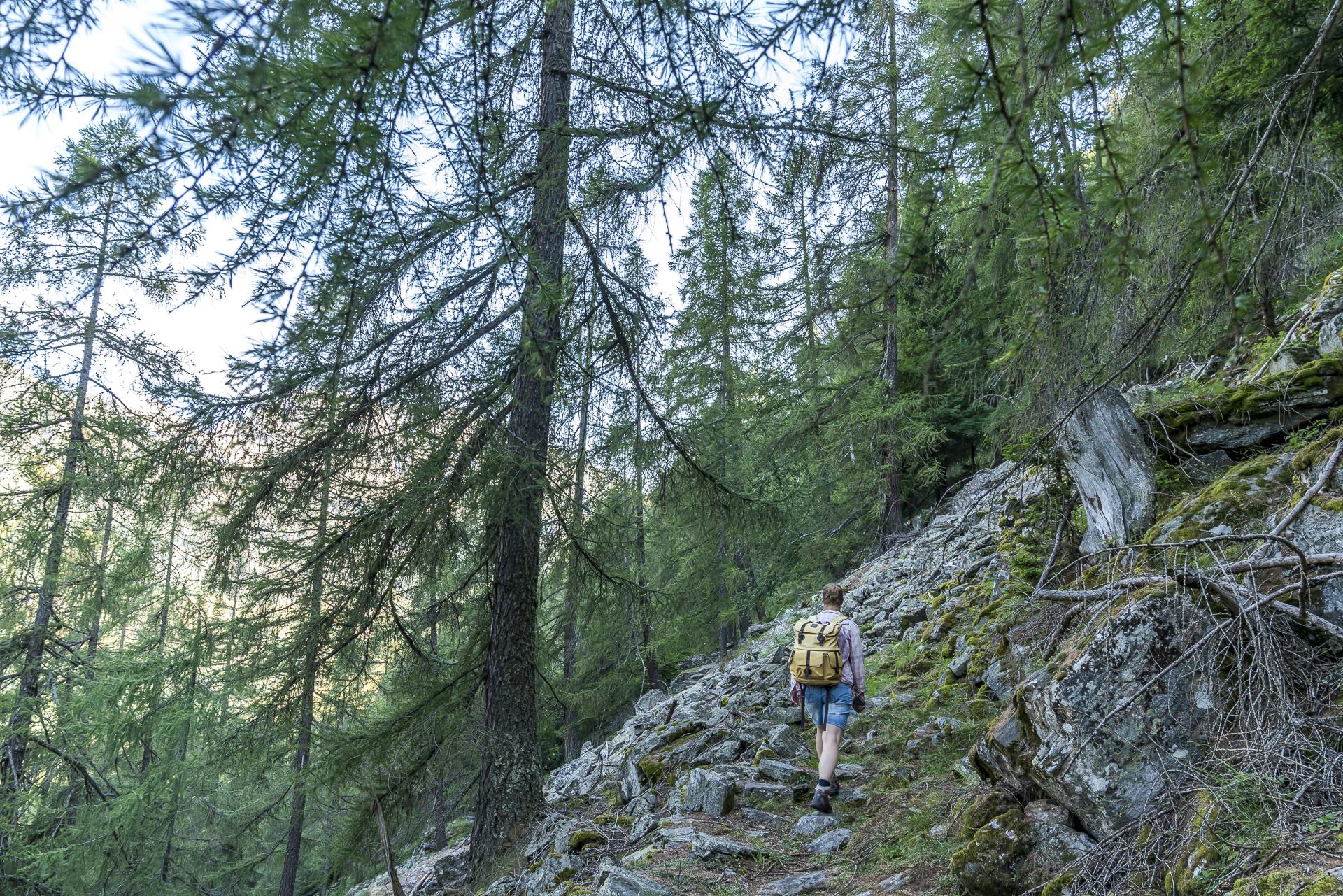 Wandern im Calancatal