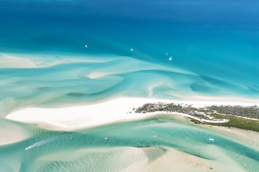 Whitsunday Islands – Australiens Strandparadies einfach luxuriös