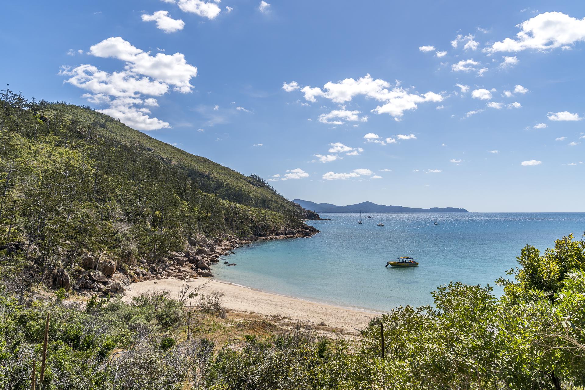 Whitsunday Islands Inselhopping
