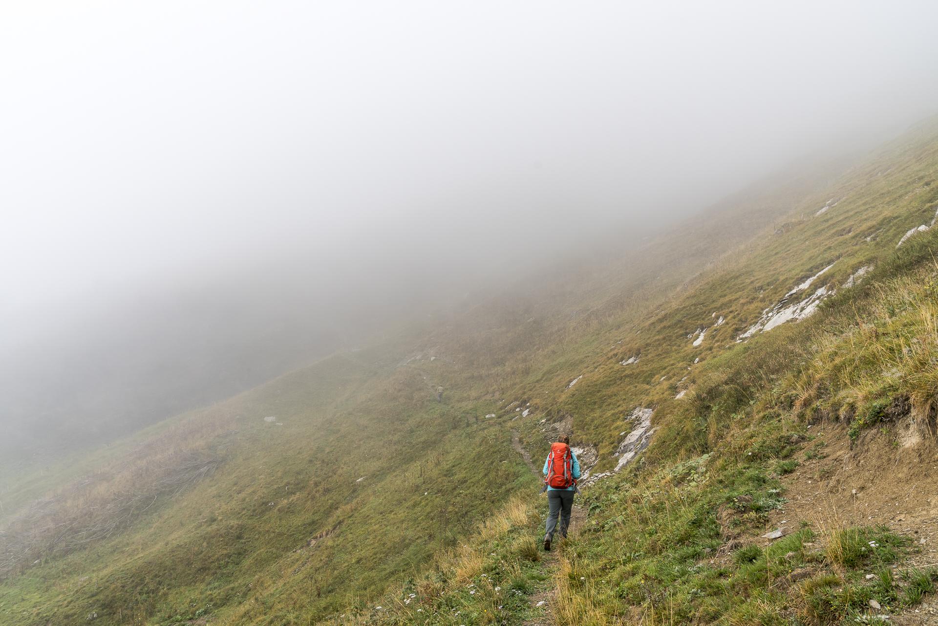 Wanderung am Vättnerberg
