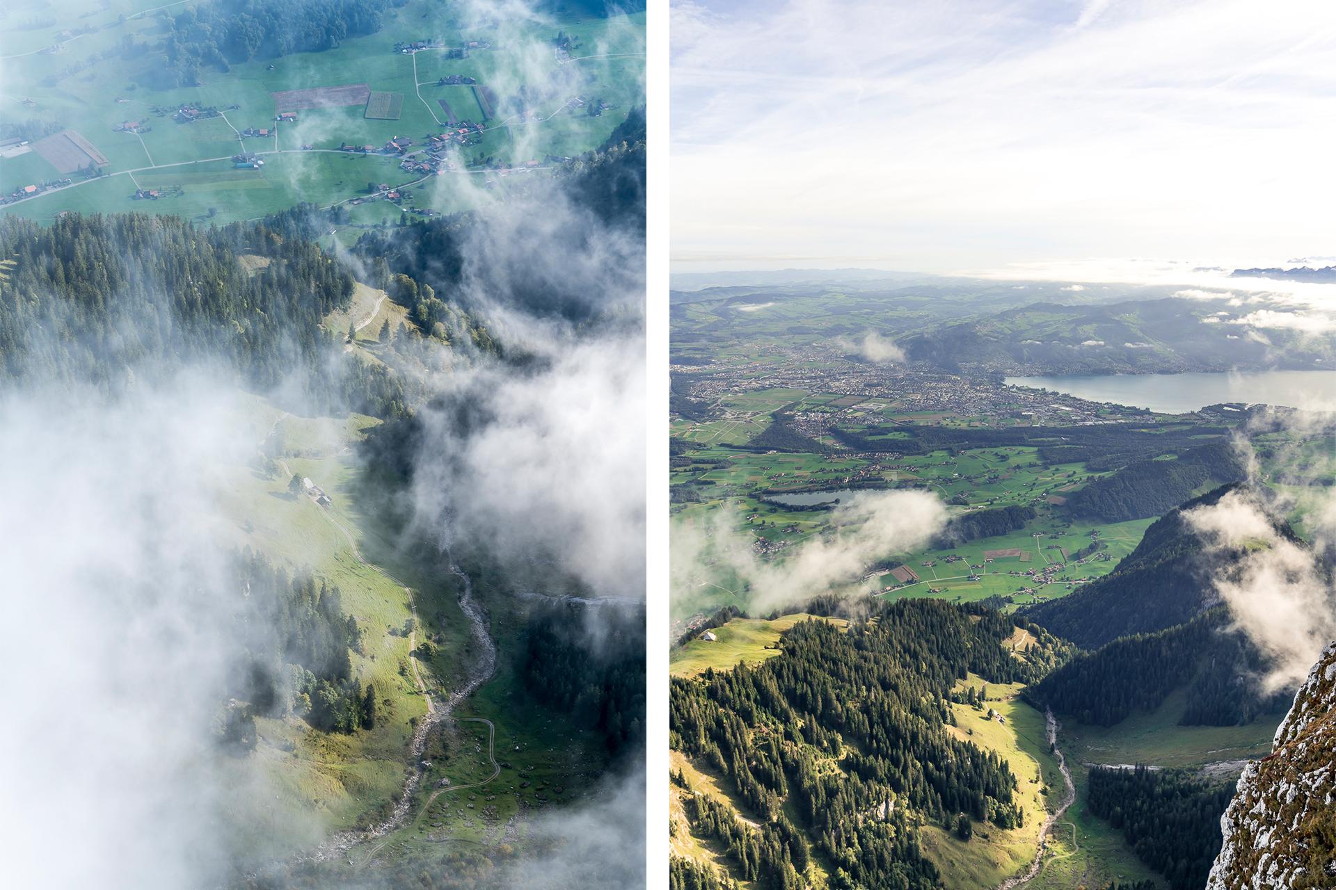 Aussicht Stockhorn