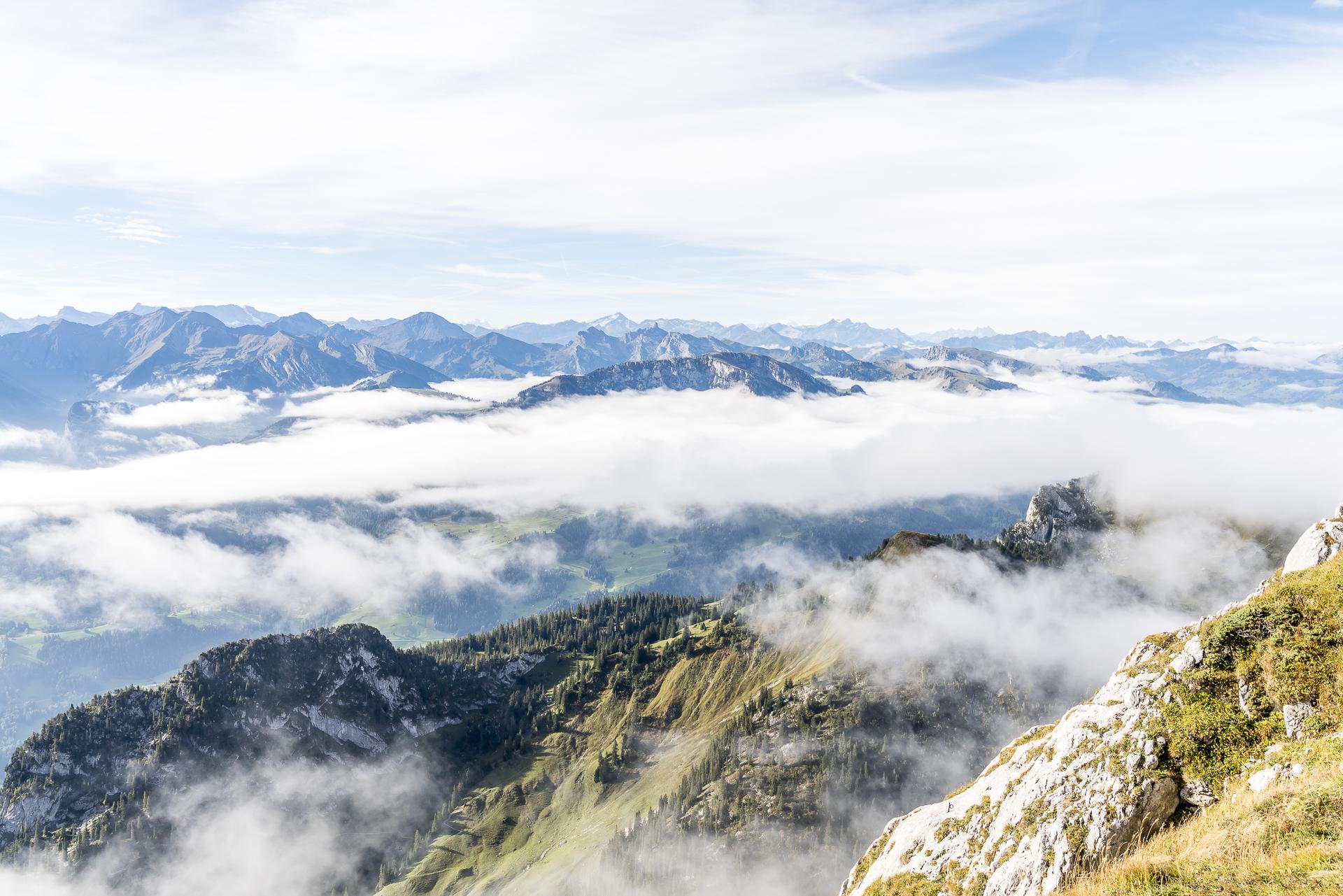 Berner Oberland Stockhorn