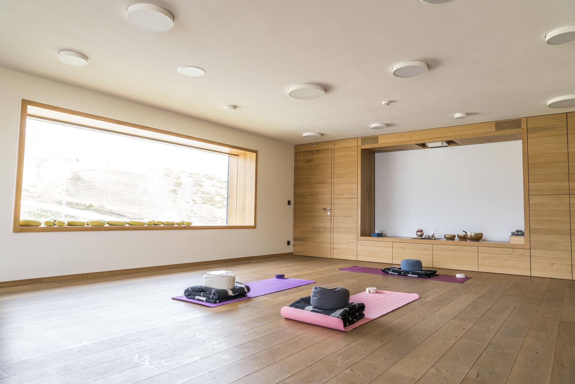 Chetzeron Yoga Retreat