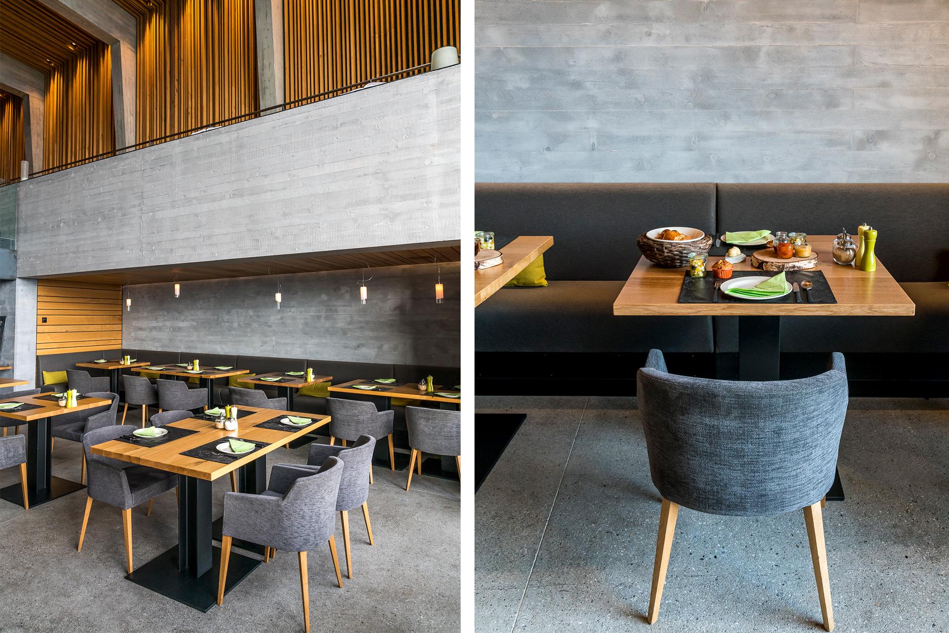 Chetzeron Design Restaurant