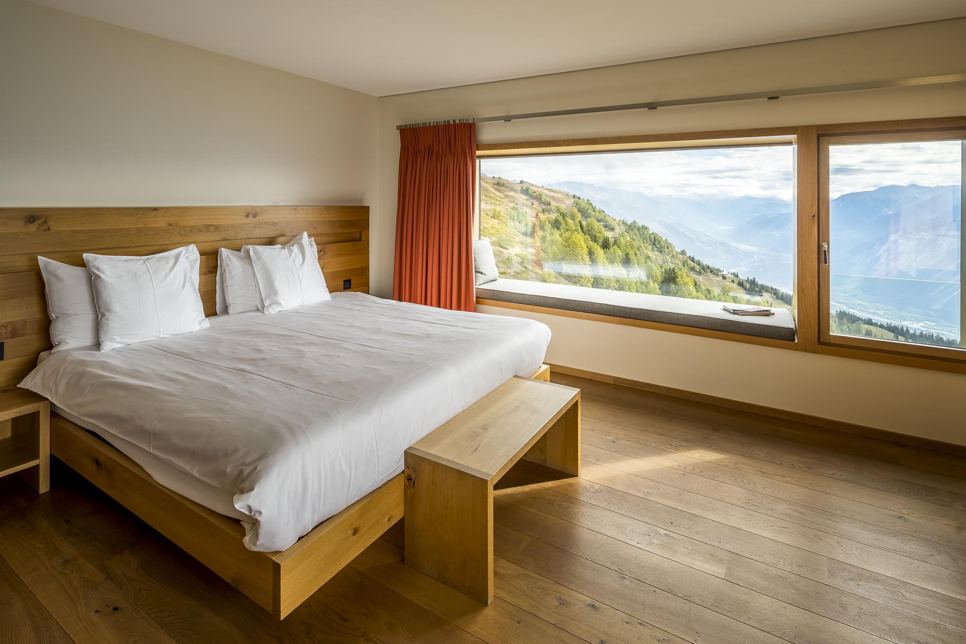 Design Hotels Chetzeron Zimmer