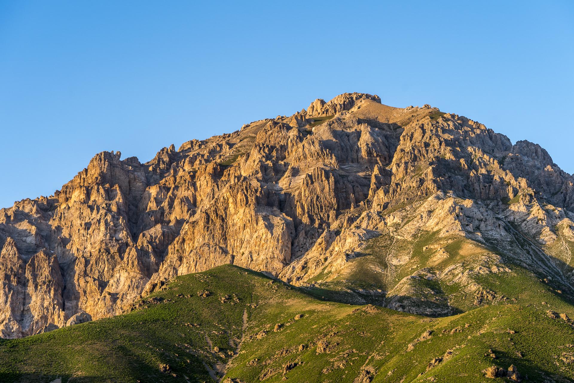 Grosser Chimgan Berg