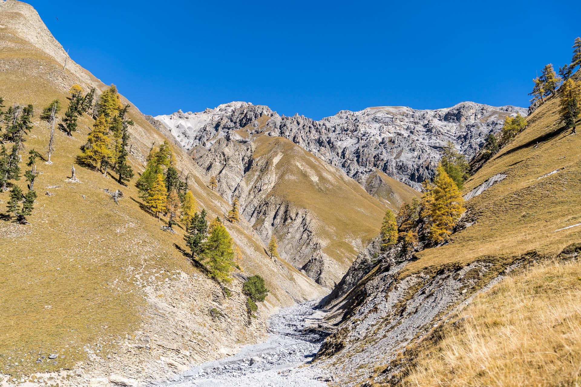 Schweizerischer Nationalpark Val Trupchun