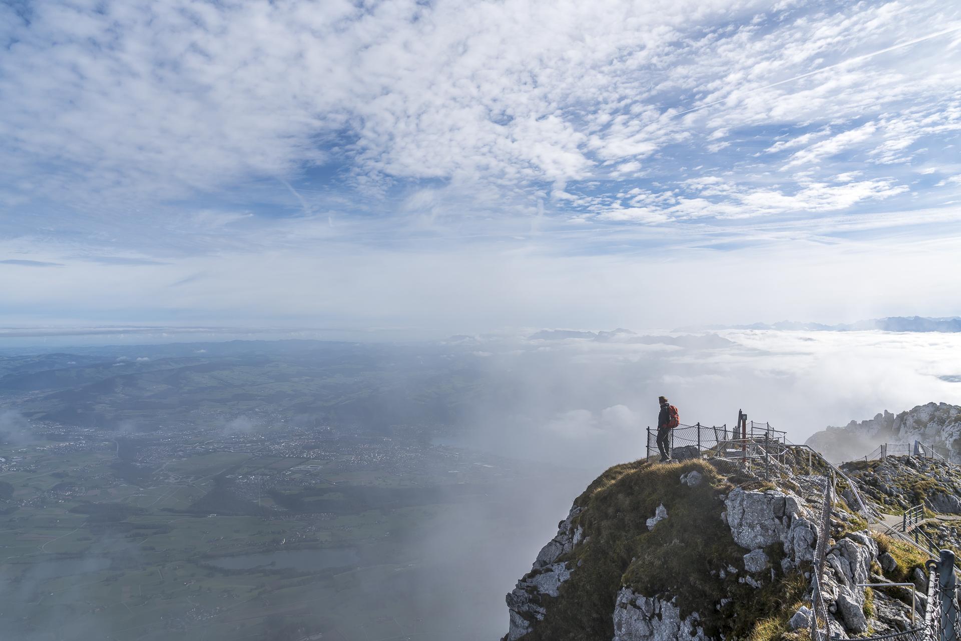 Stockhorn Gipfel