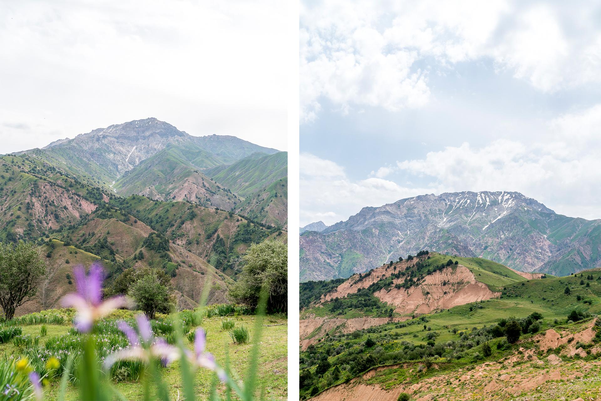 Trekking in Usbekistan Nurakatau Tal