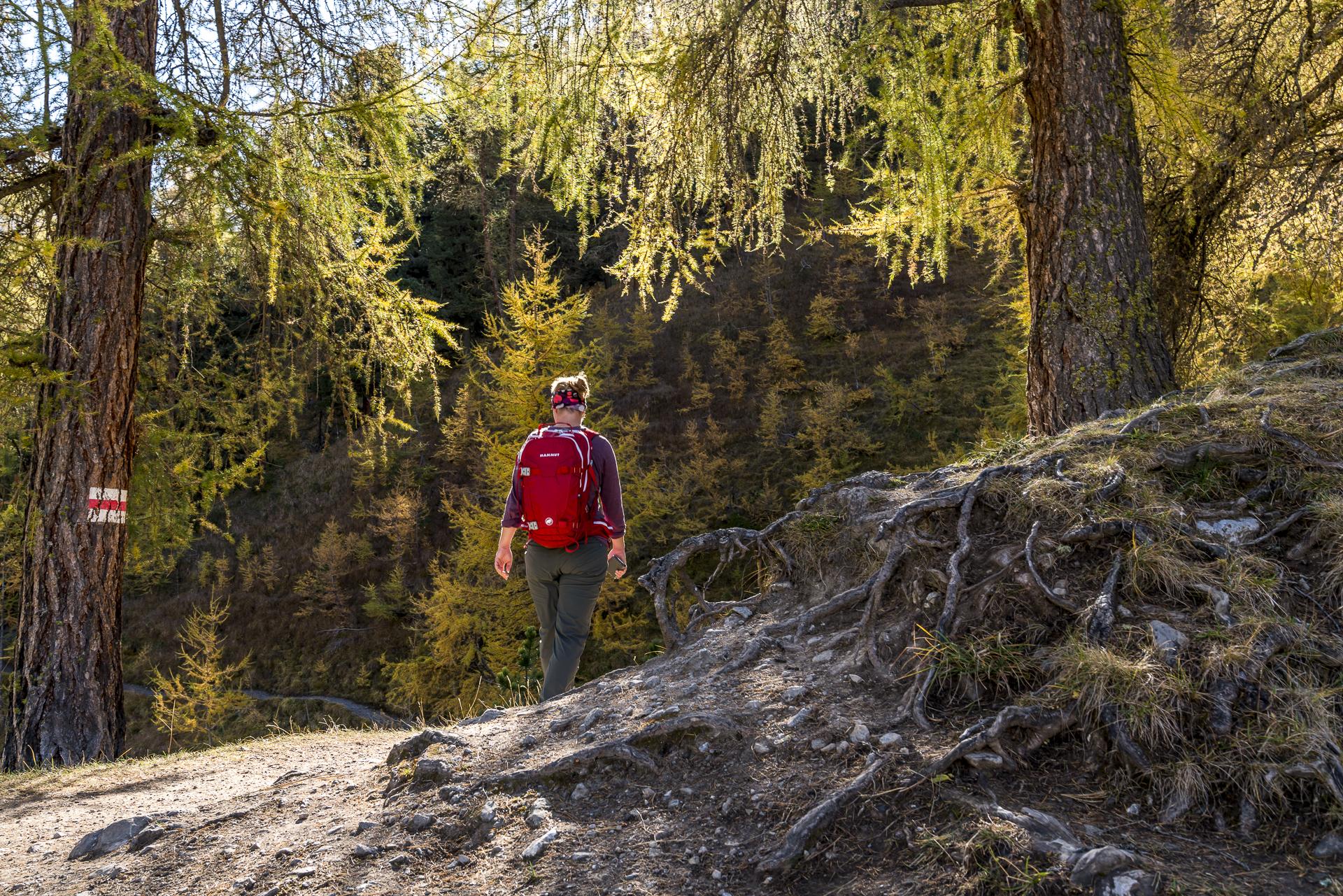Wandern im Val Trupchun