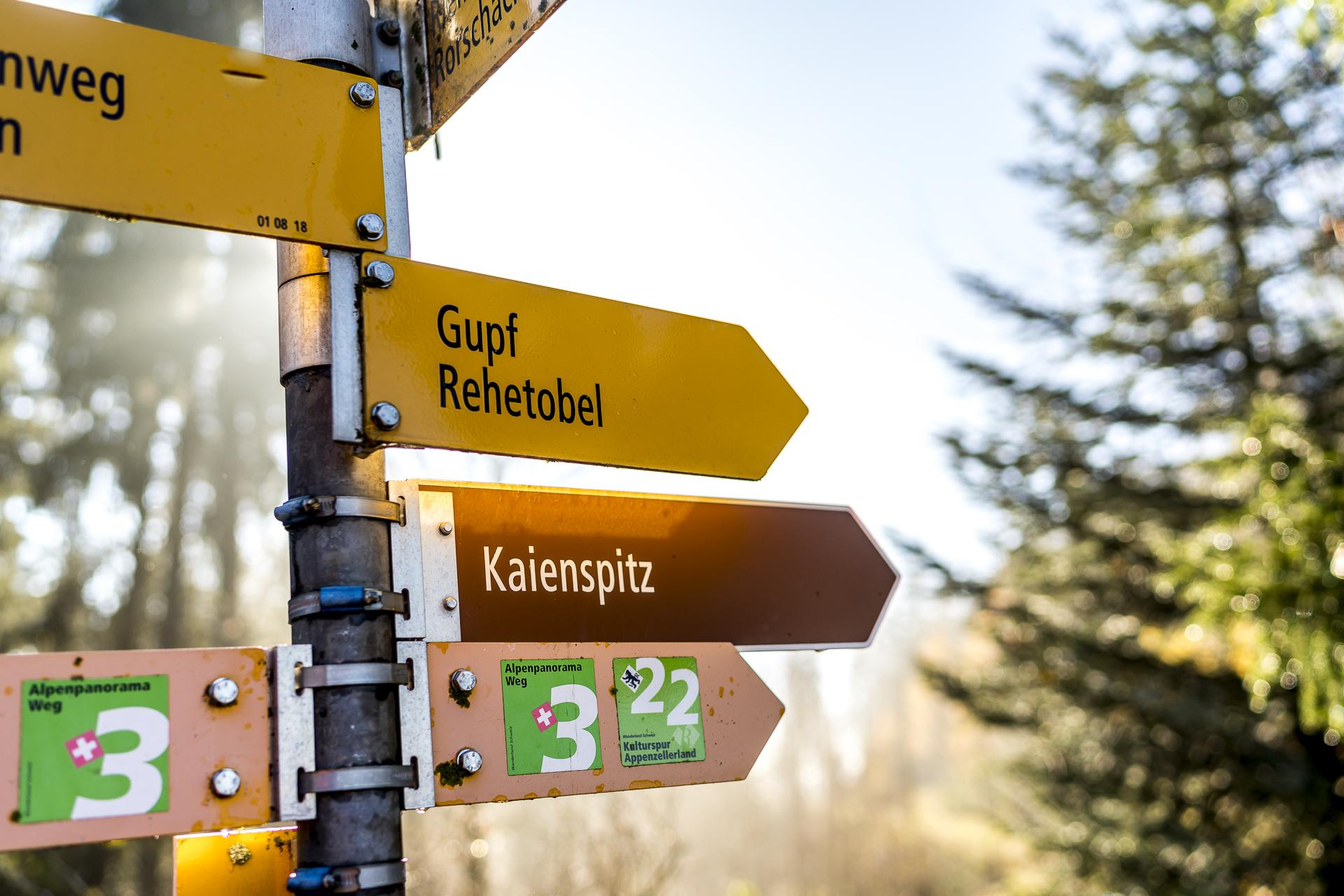 Alpenpanoramawanderung Kaienspitz