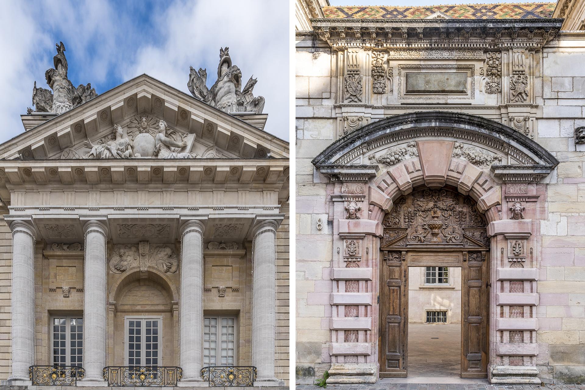 Dijon Architektur