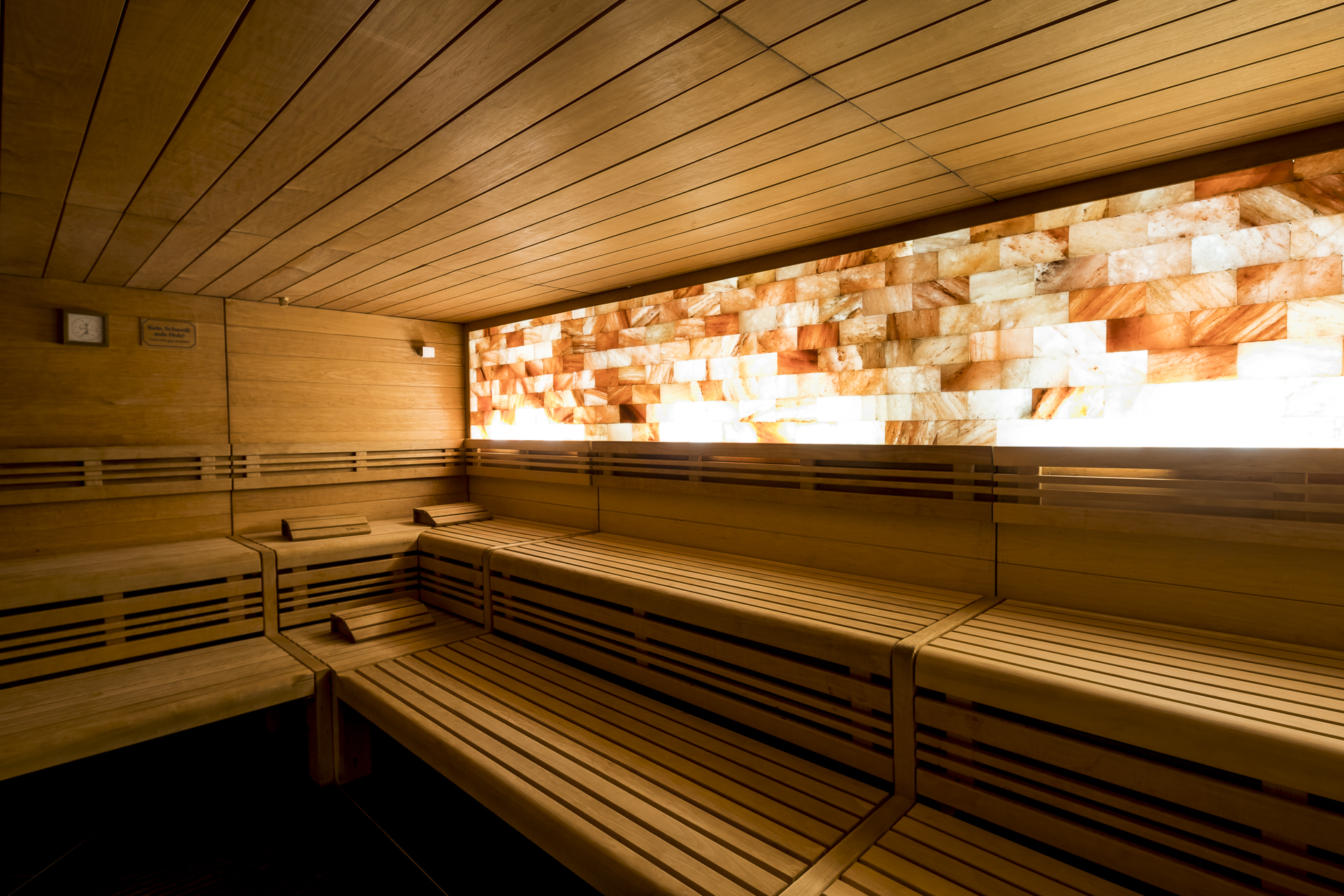 Sauna Brigerbad