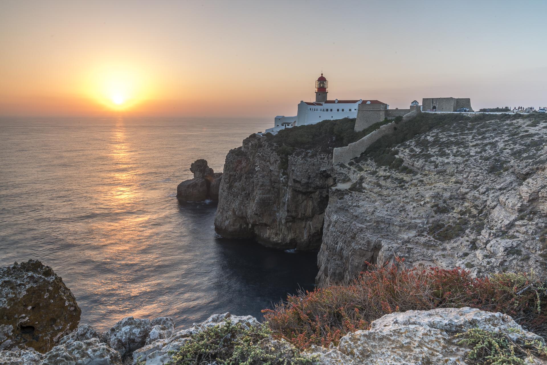 Cap Sao Vicente Algarve