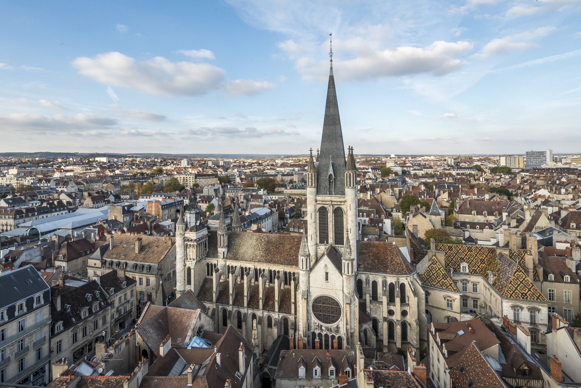 Dijon Notre Dame