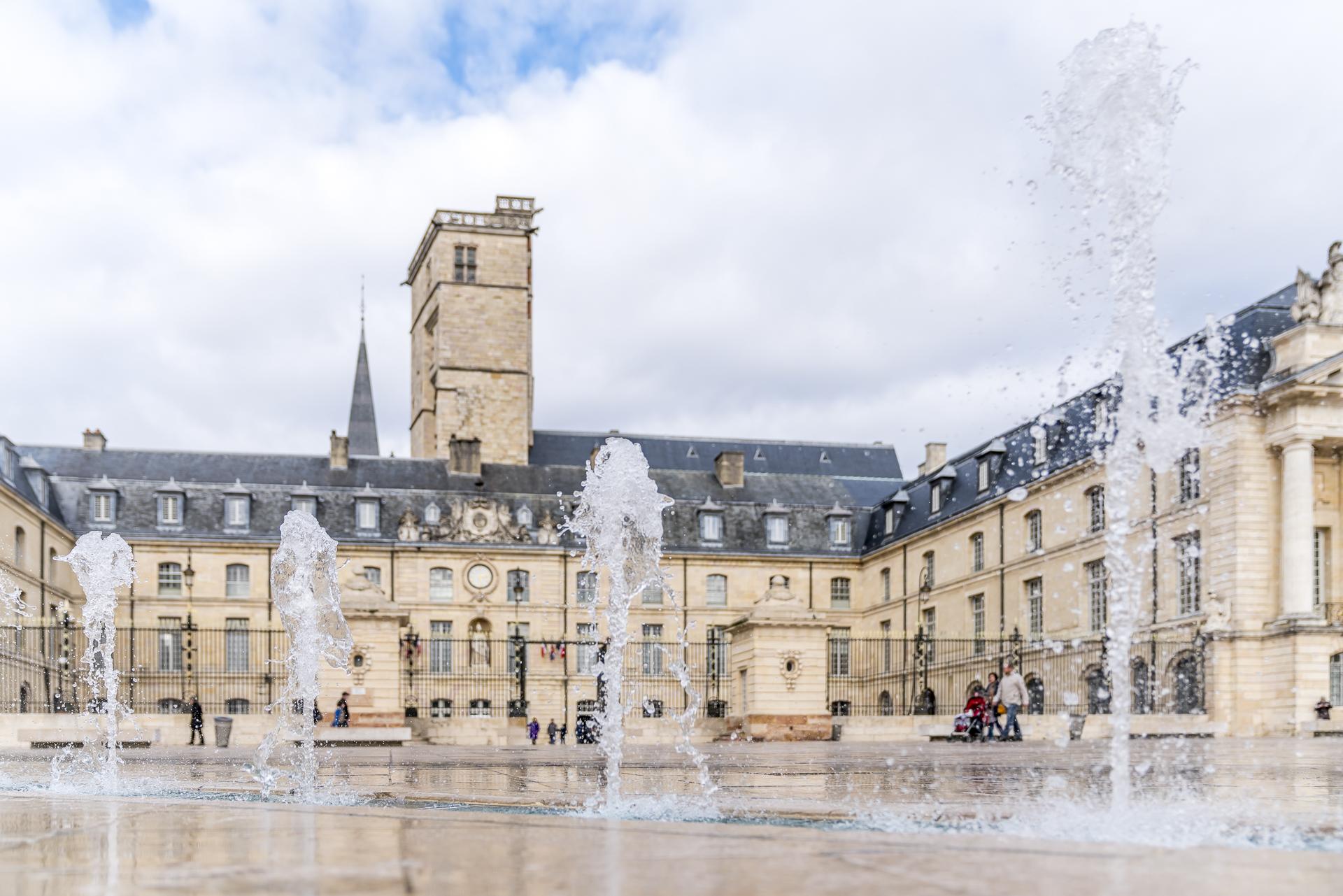 Dijon Palast