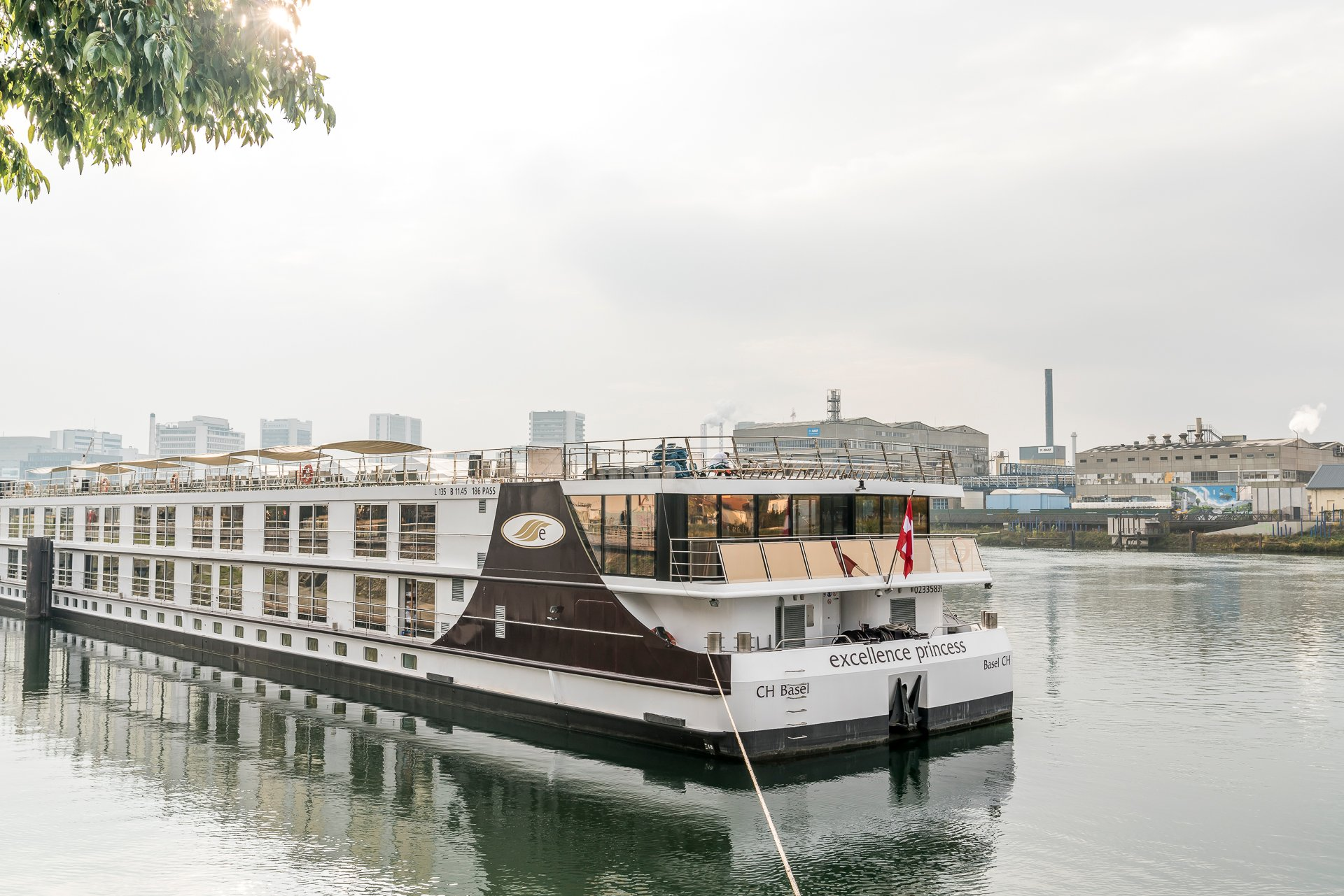 Excellence Princess Flusskreuzfahrt