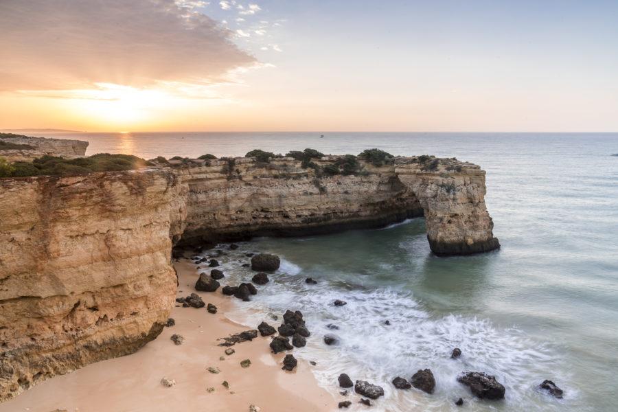 Ferien in Portugal: Yoga & Wandern an der Algarve