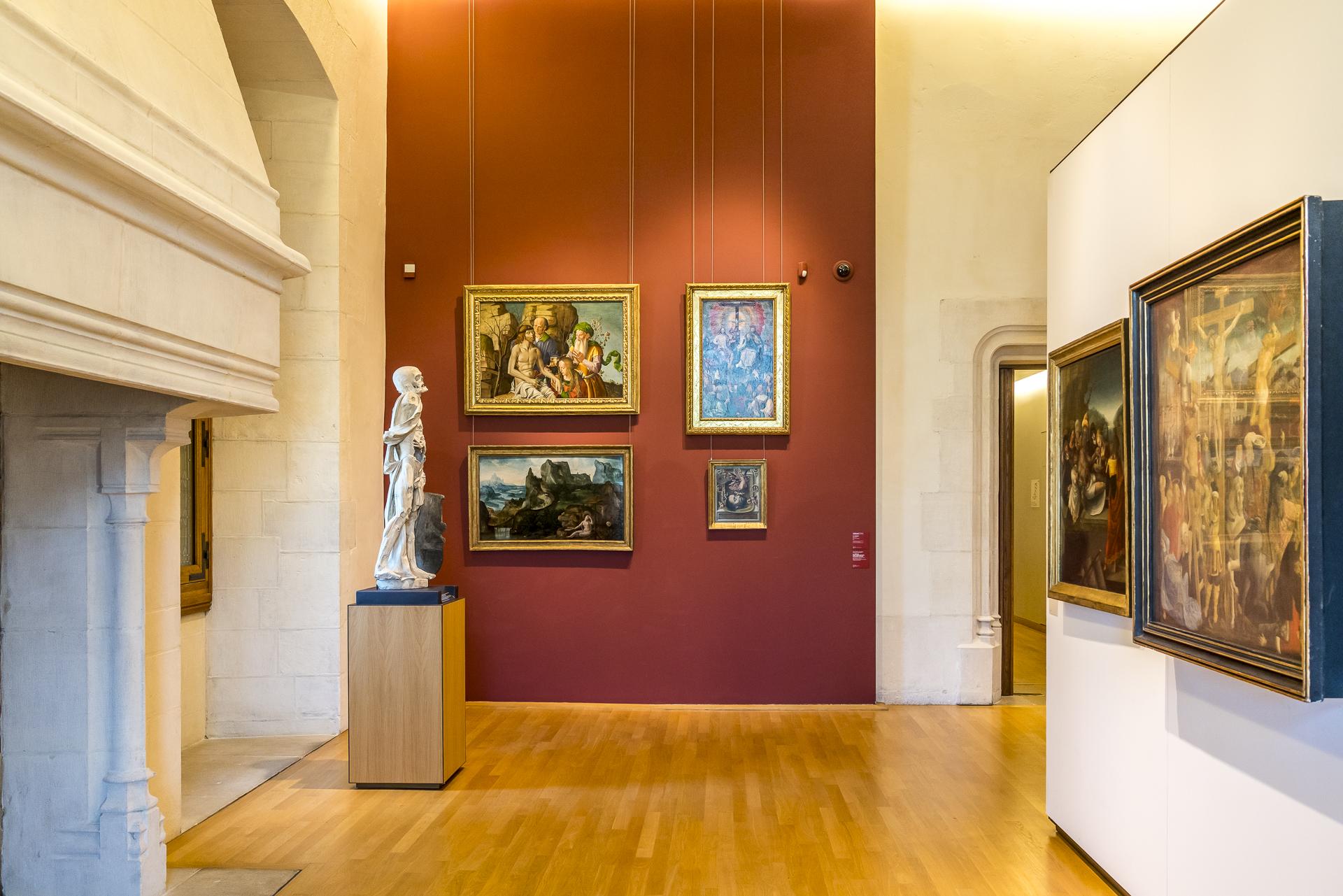 Musee des Beaux Arts Dijon