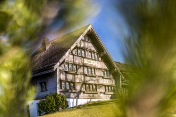 Ein Ausflug zum Gupf: Fein essen im Appenzellerland