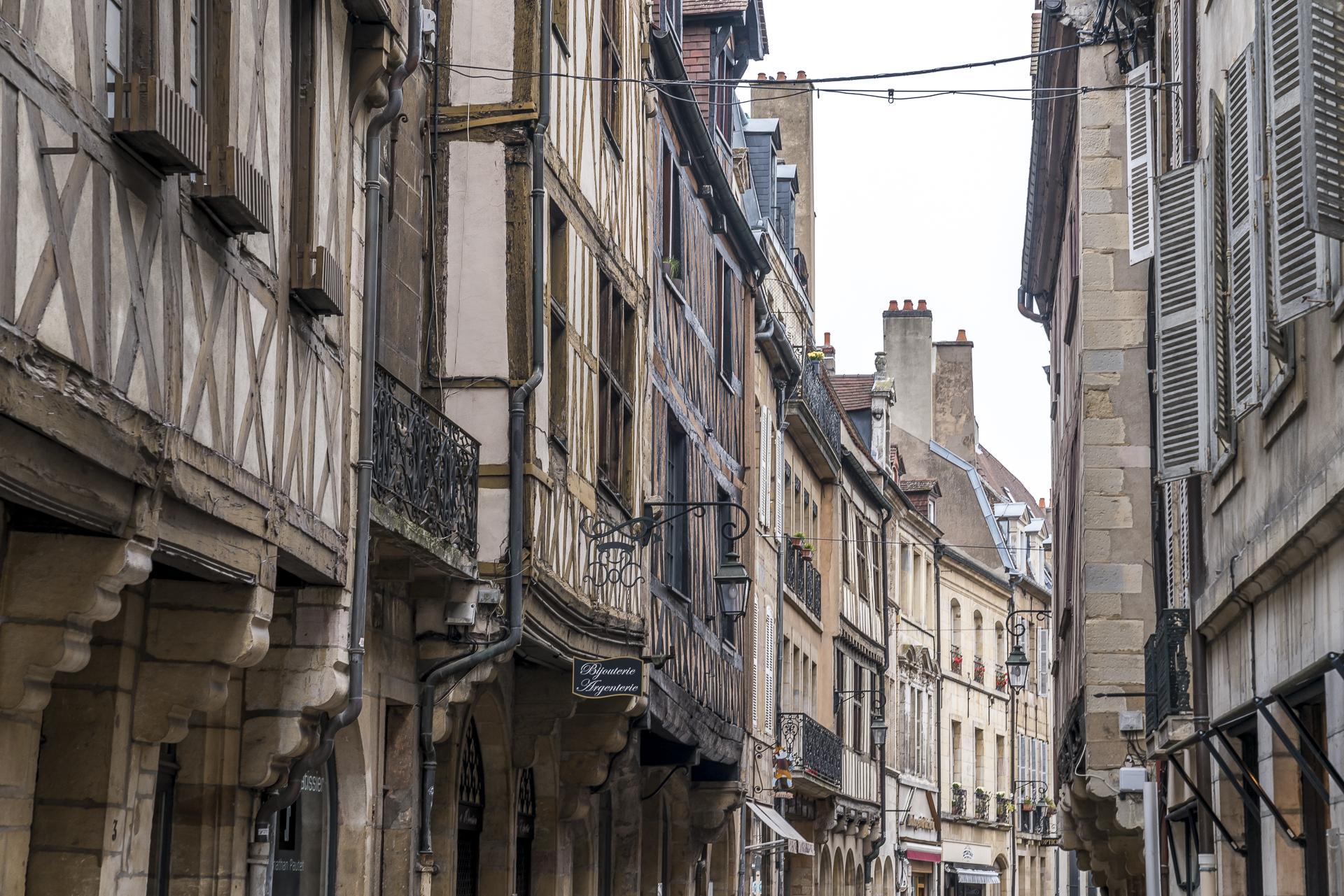 Rue Verrerie Dijon