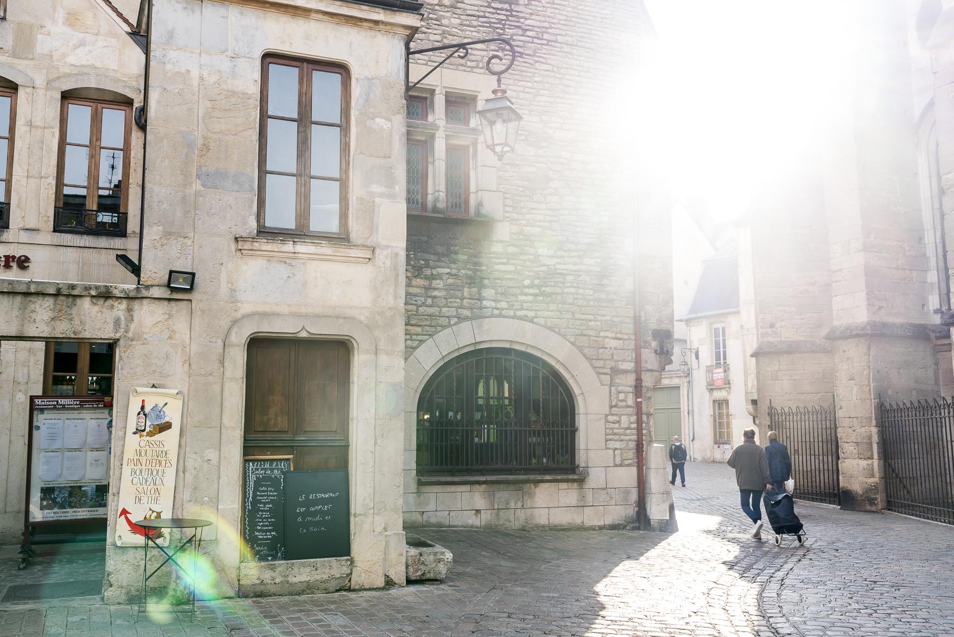 Rue de la Chuette Dijon