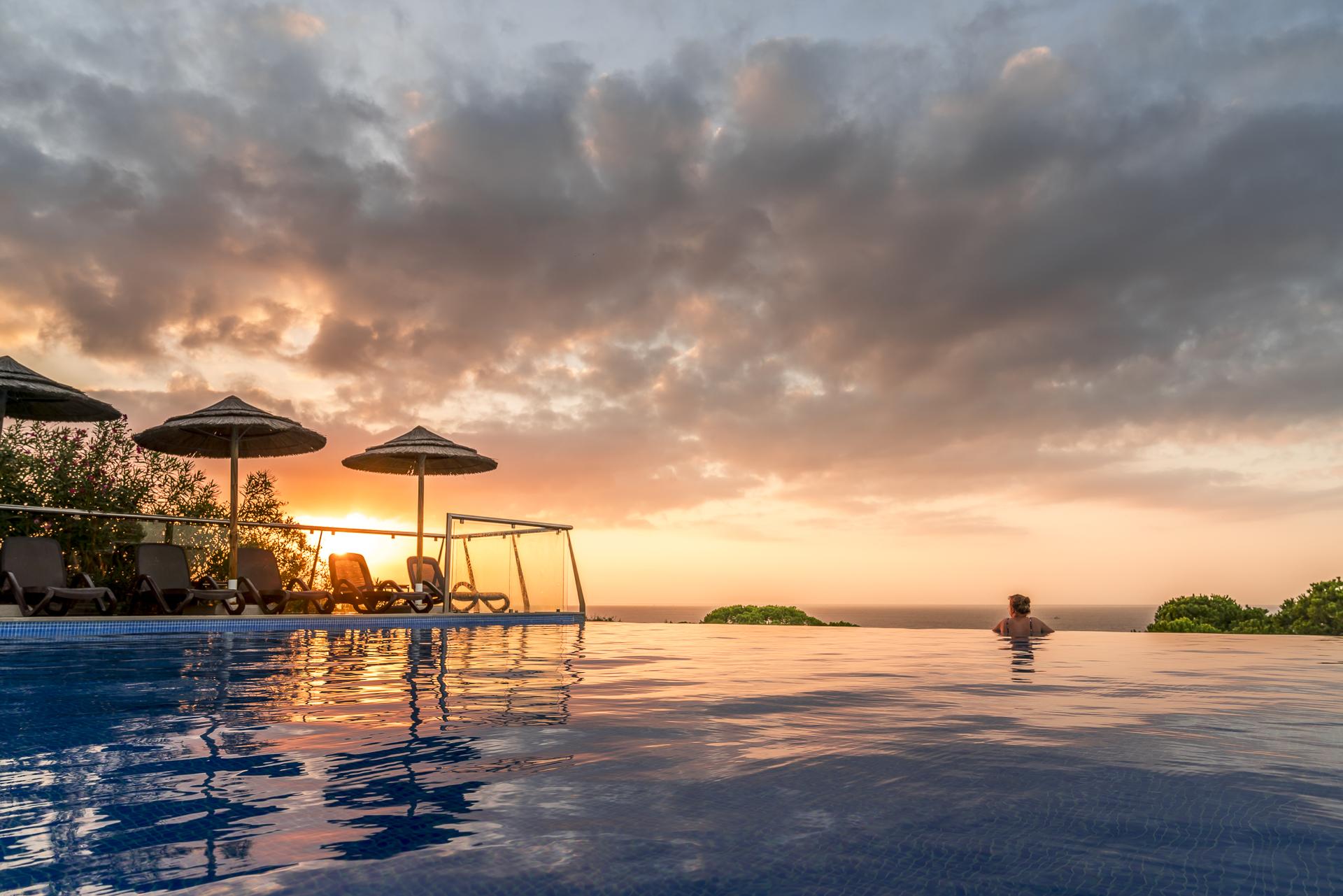 Sonnenaufgang Suites Alba Resort and Spa