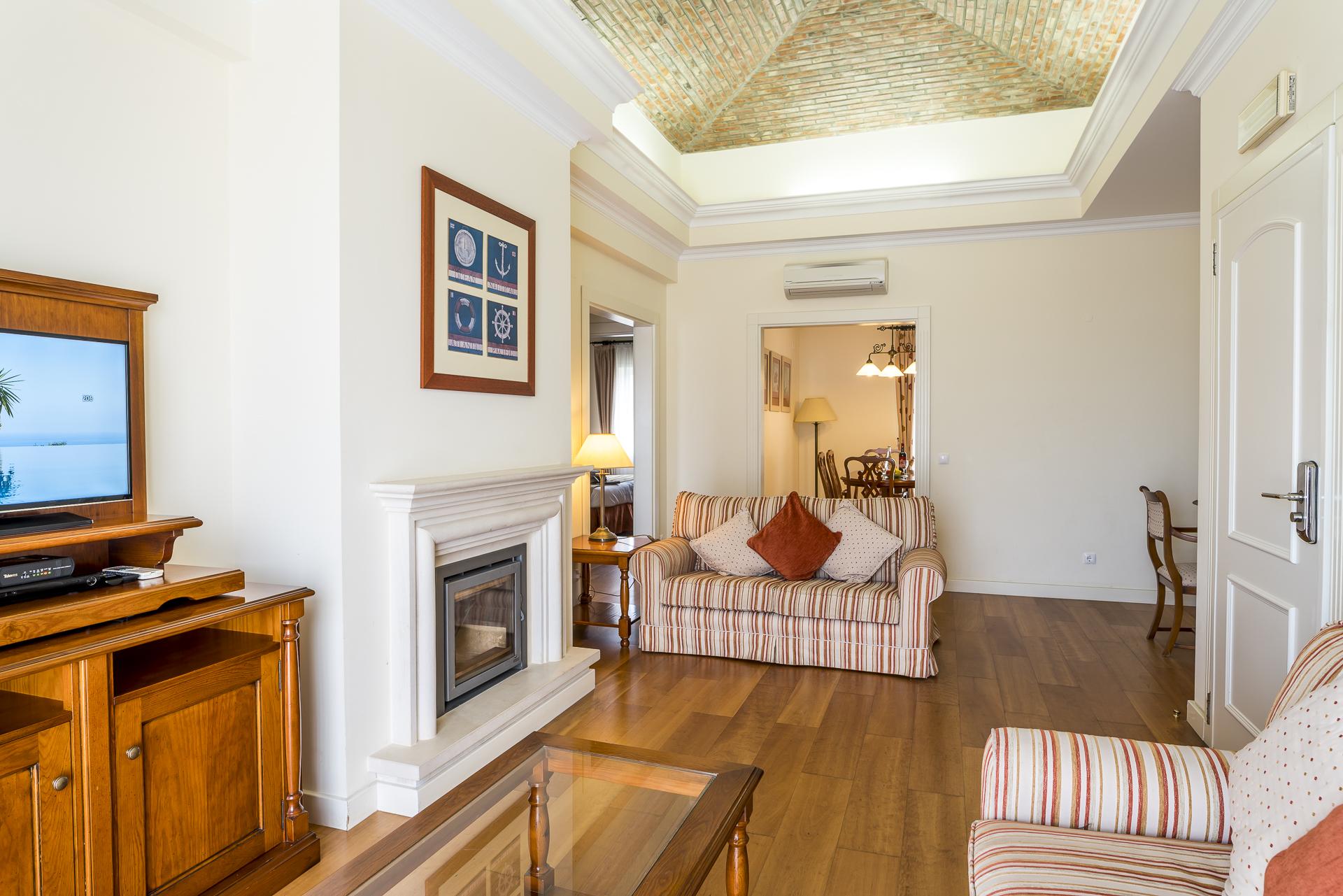 Suites Alba Resorts and Spa Algarve Zimmer