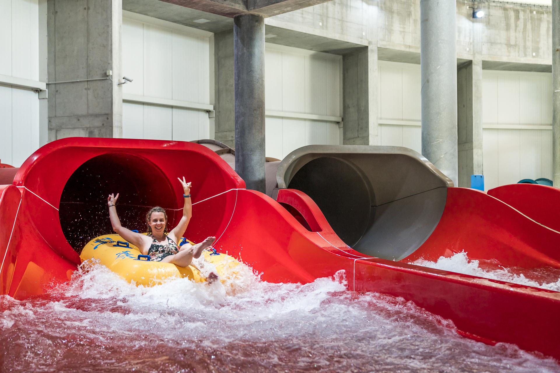 Tamaro Splash e Spa Rutschbahnen