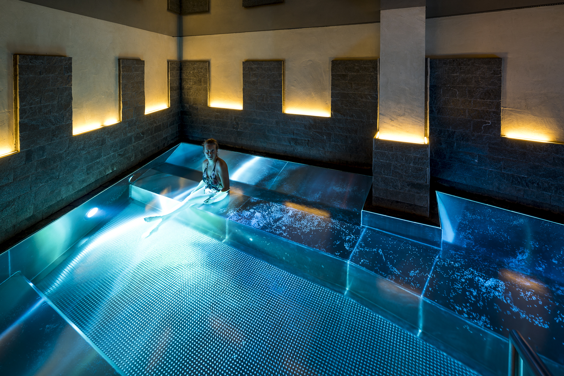 wellness Tamaro Splash e Spa