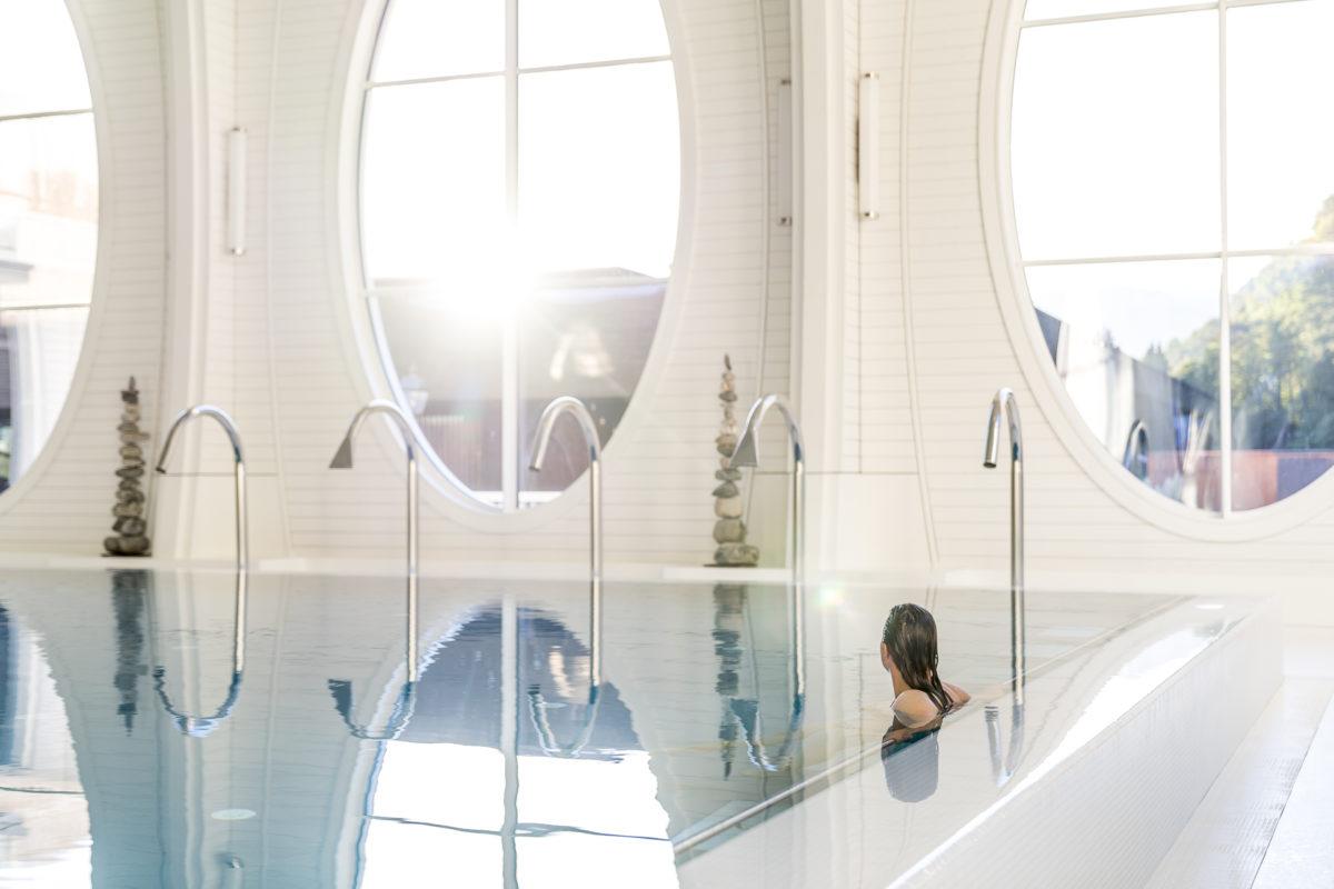 Wellnessoasen: 4 schöne Thermalbäder & Spas in der Schweiz