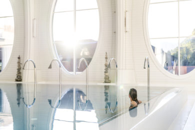 Wellnessoasen Schweiz Thermalbad Tamina Therme
