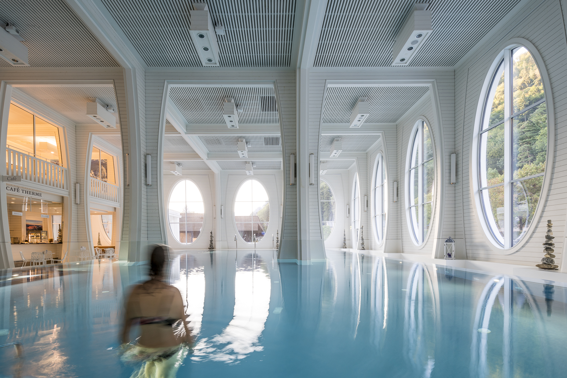 Wellness Tamina Therme
