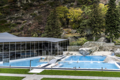 Thermalbad Brigerbad Wallis