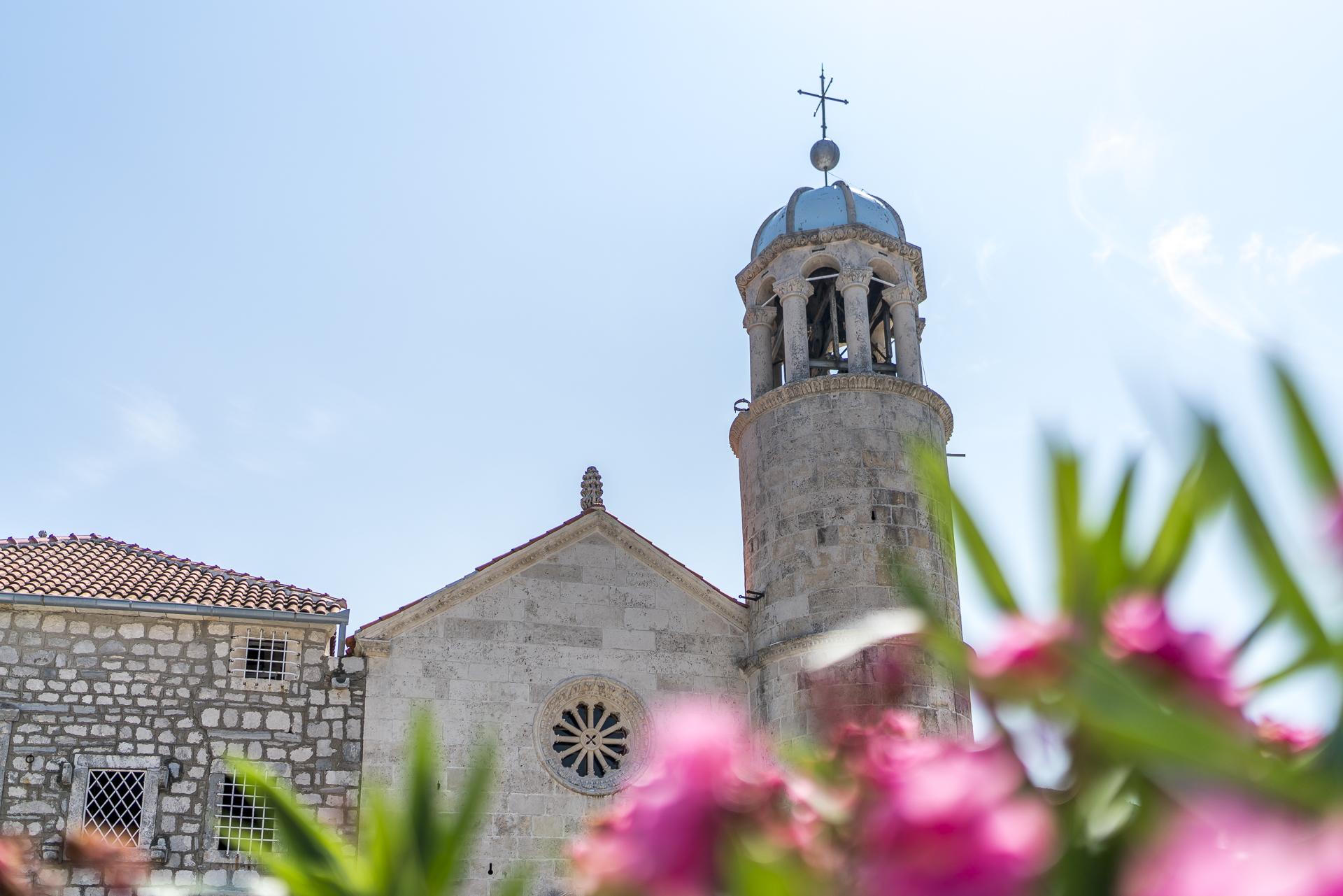Kirche Gospa od Skrpjela