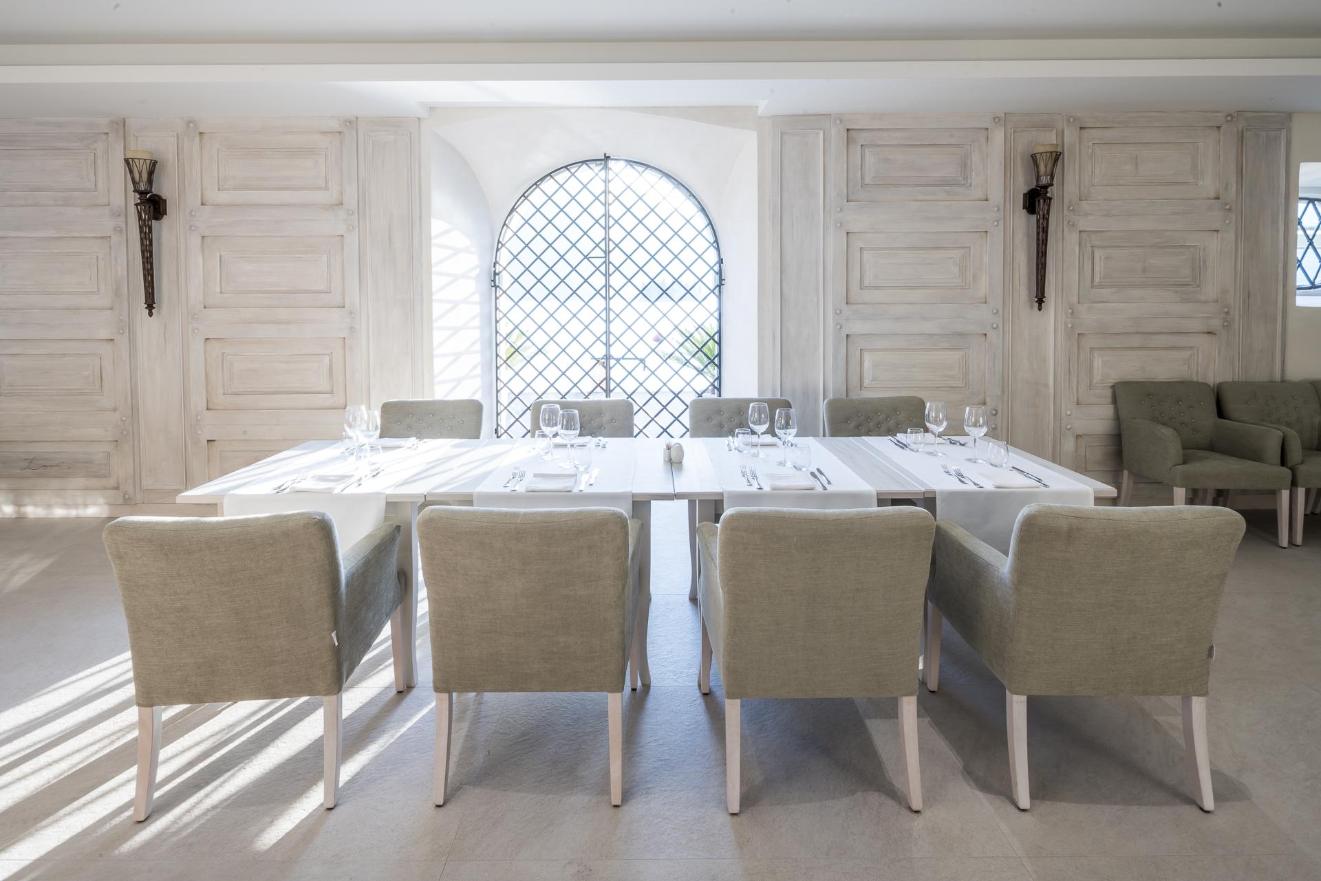 Restaurant Tisch Perast