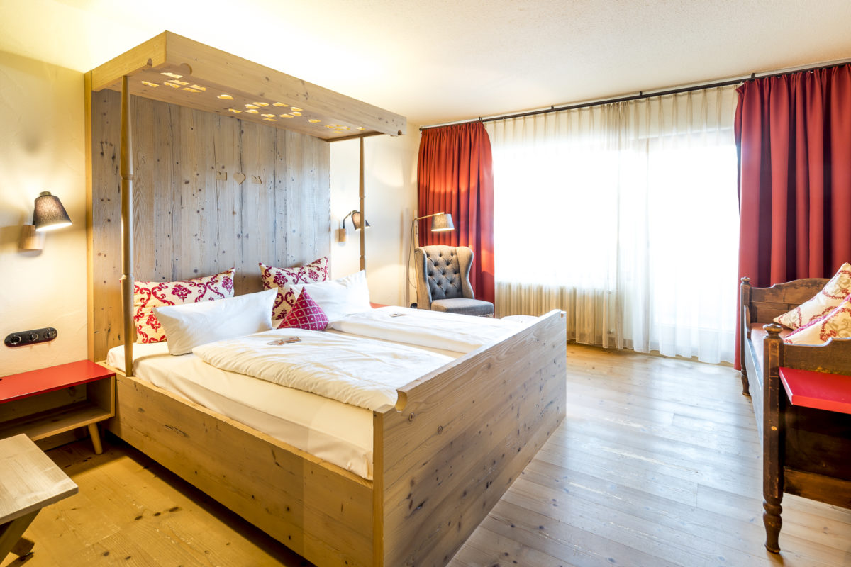 Allfäu Feeling Zimmer Hotel Oberstdorf
