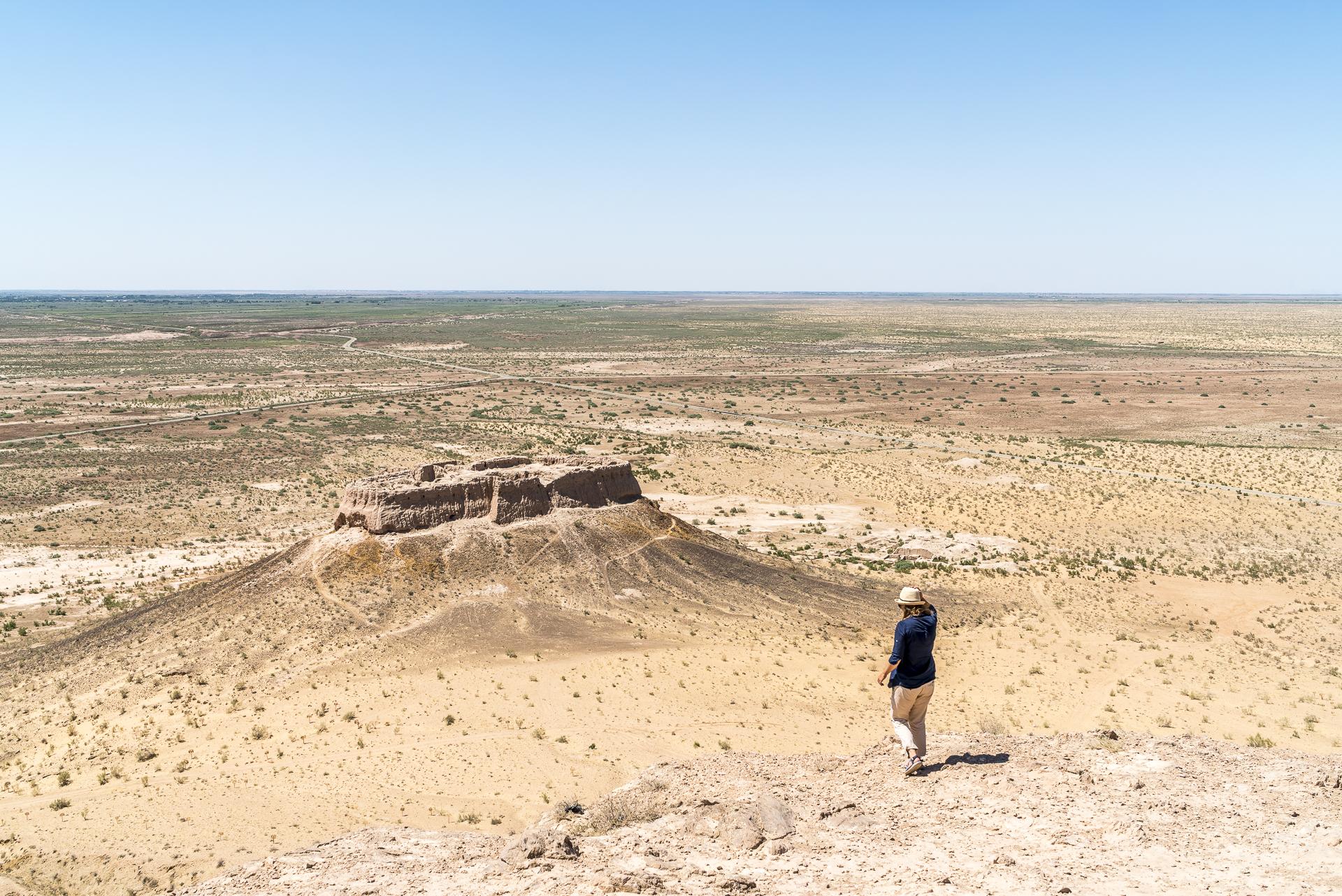 Ayaz Kala Festung Karakalpakstan