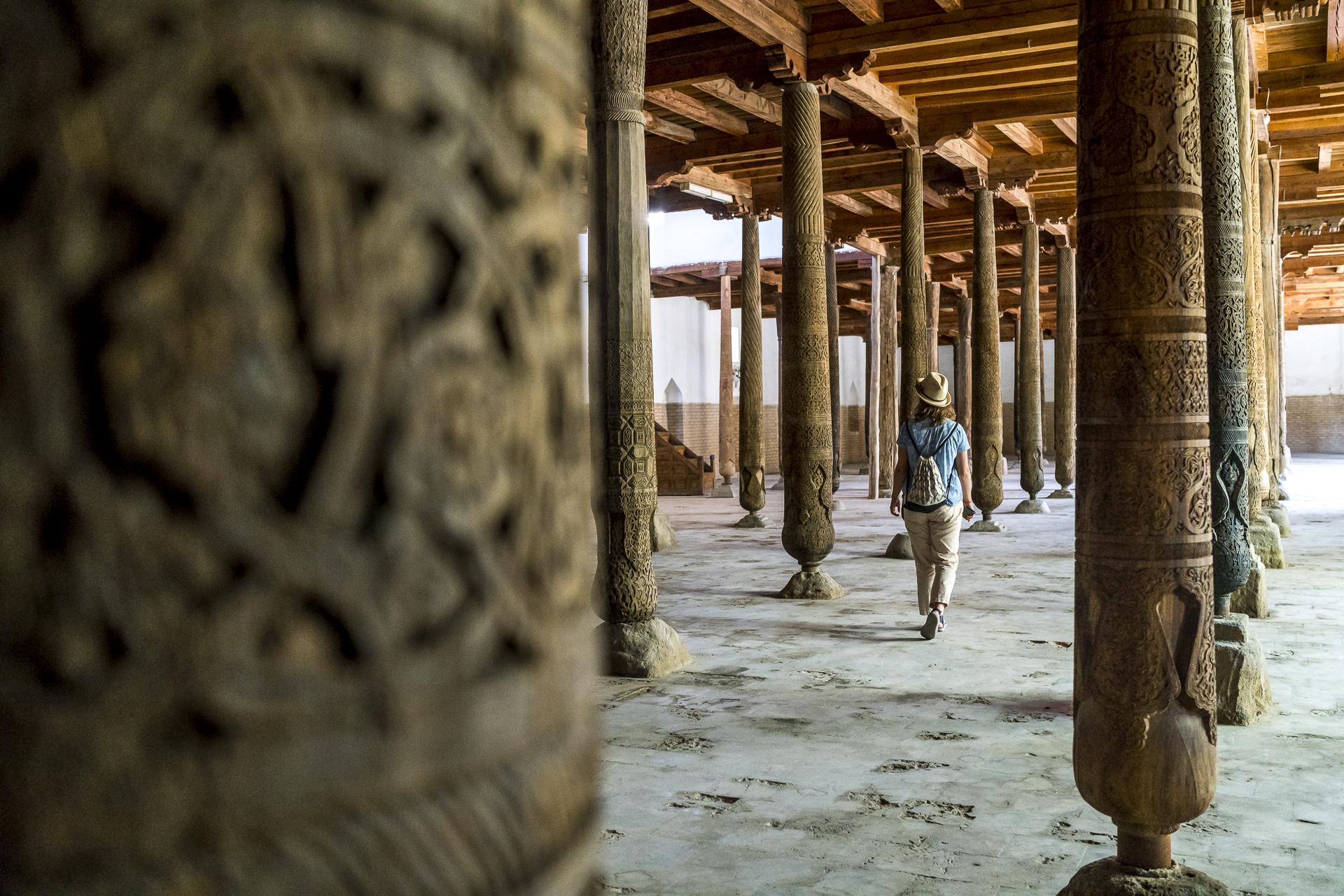 Dschuma Moschee Chiwa