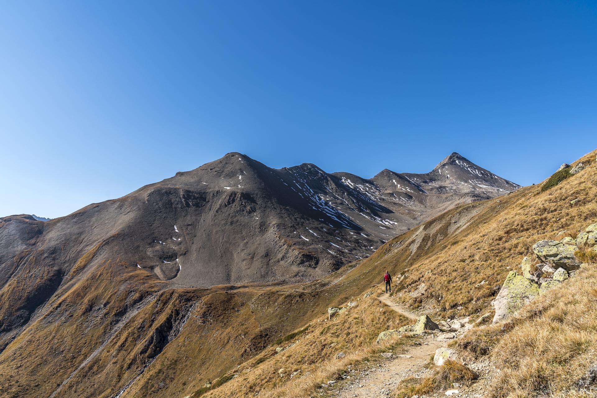 Es-Cha-Hütte Wanderung