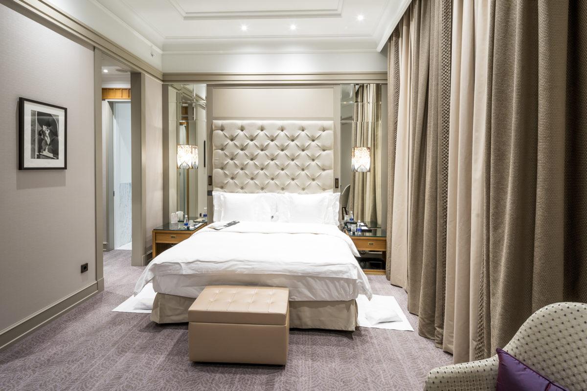 Suite im Hotel Metropol