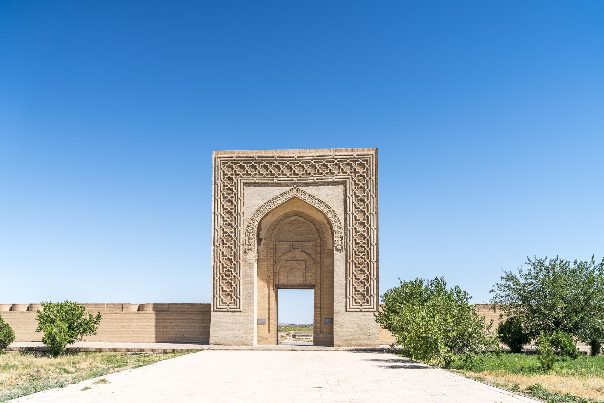 Karawanserei Rabat i Malik