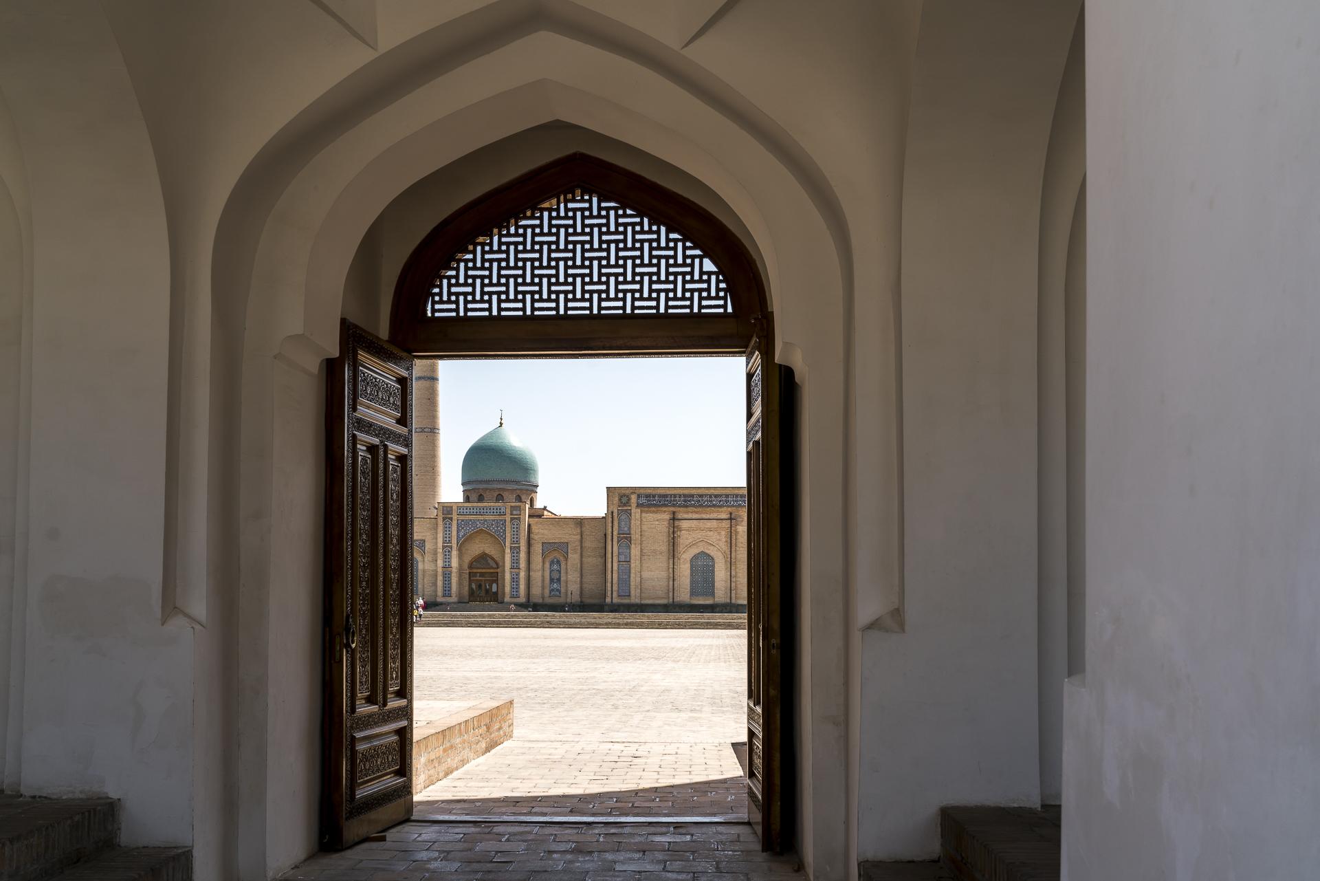 Moscheen Altstadt Tashkent