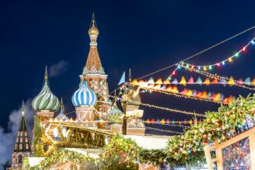 Moskau im Winter - Meine 11 Top Tipps