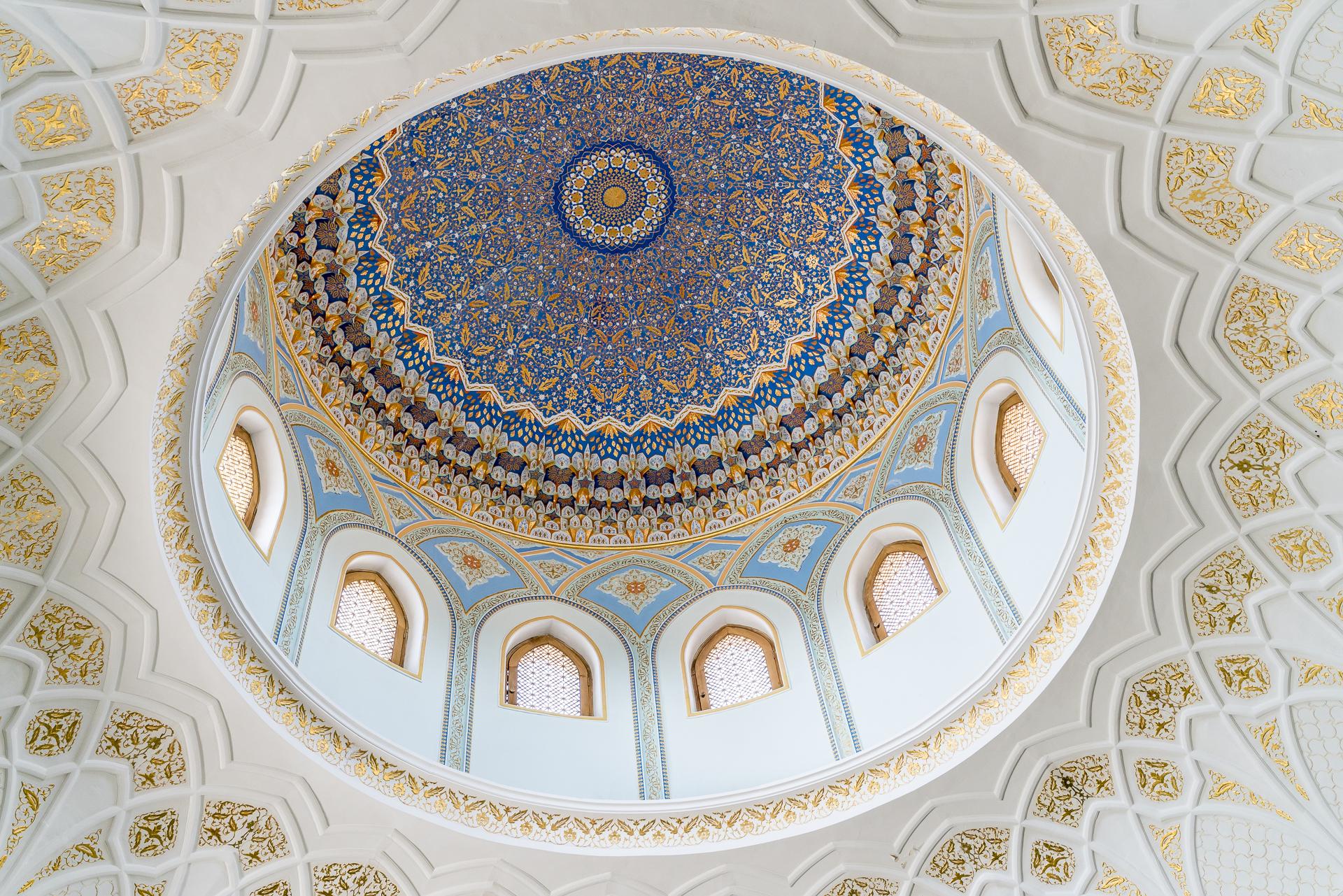Kuppel Muji Mubarak Medrese Tashkent
