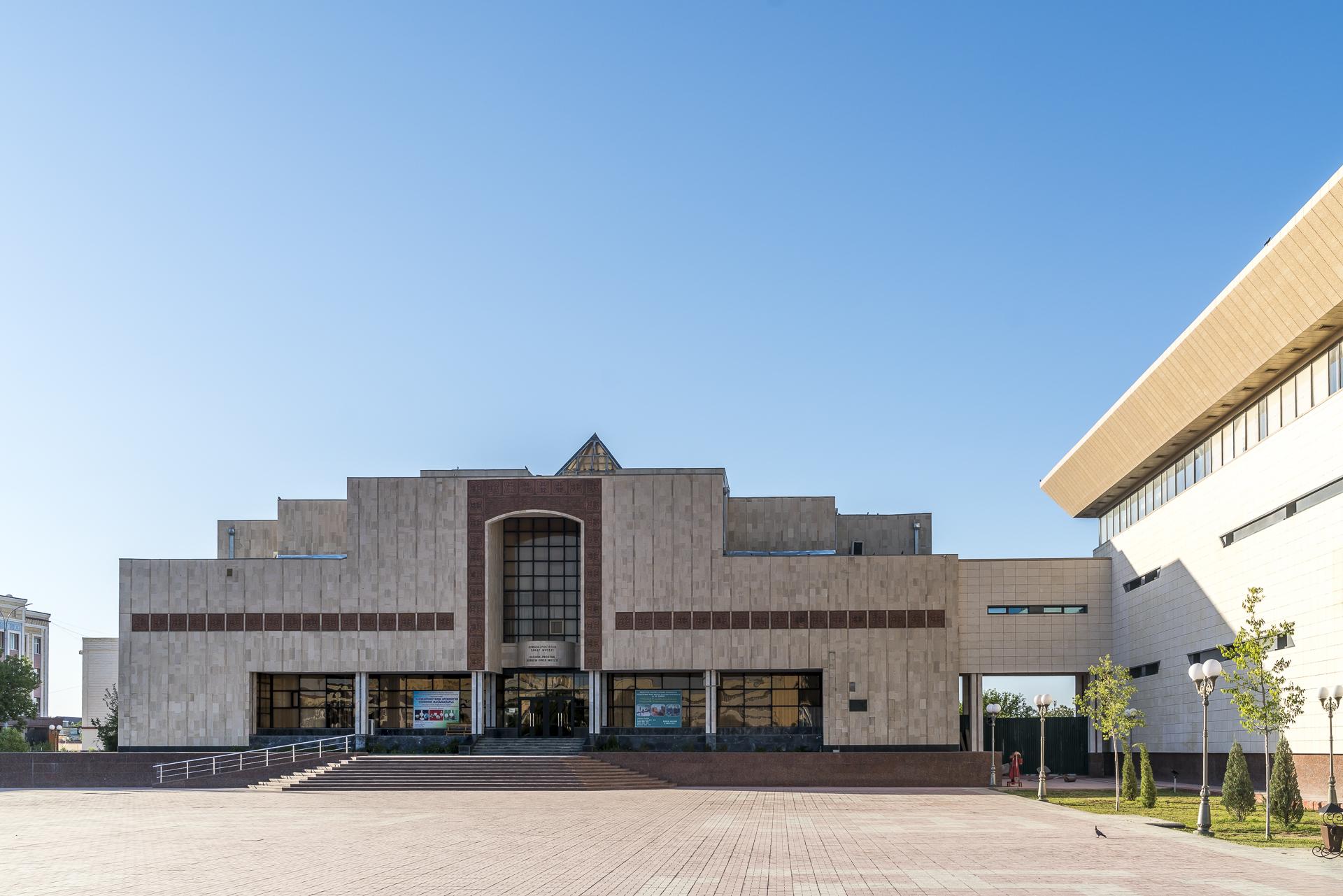 Nukus Igor Savisky Museum