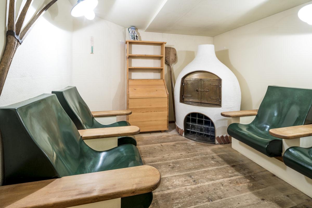 Omas Backstüble Sauna