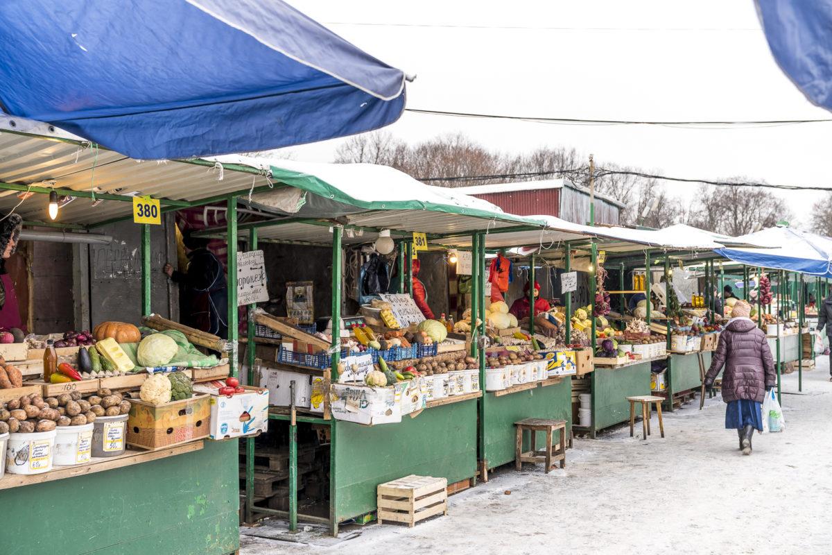 Alter Markt in Moskau