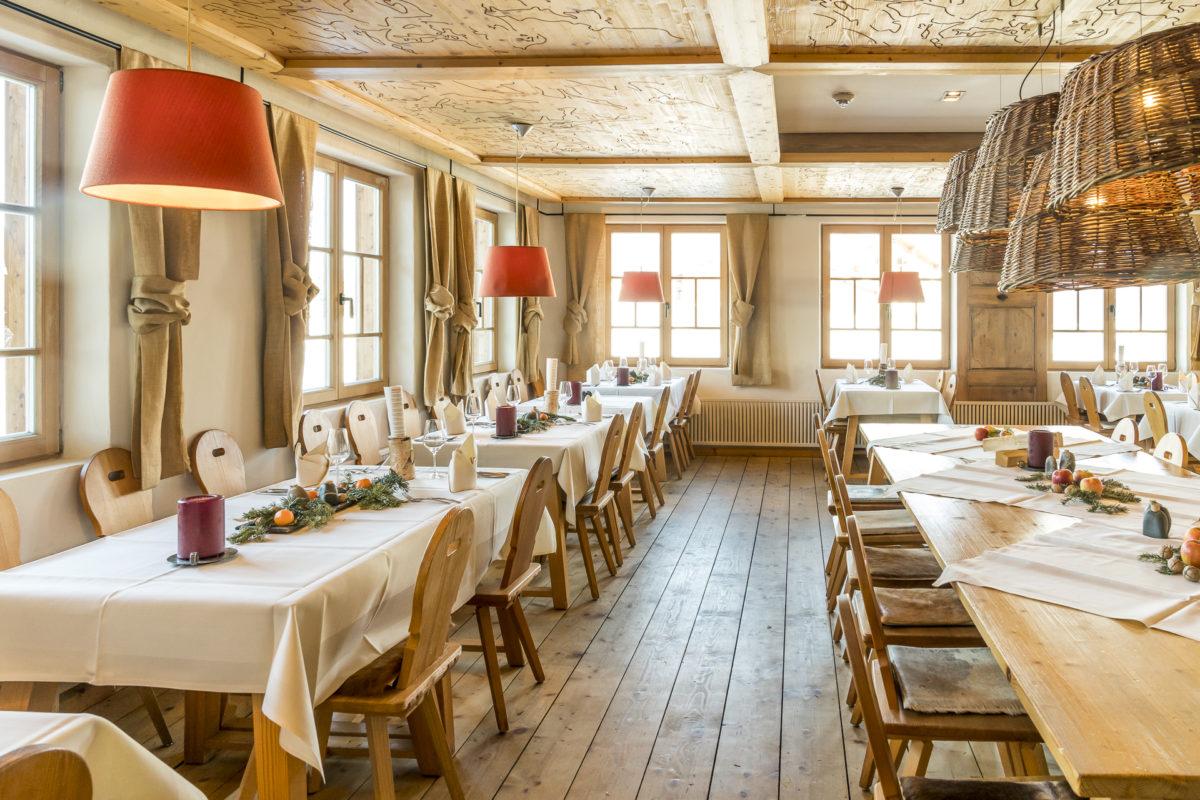 Restaurant Hotel Oberstdorf