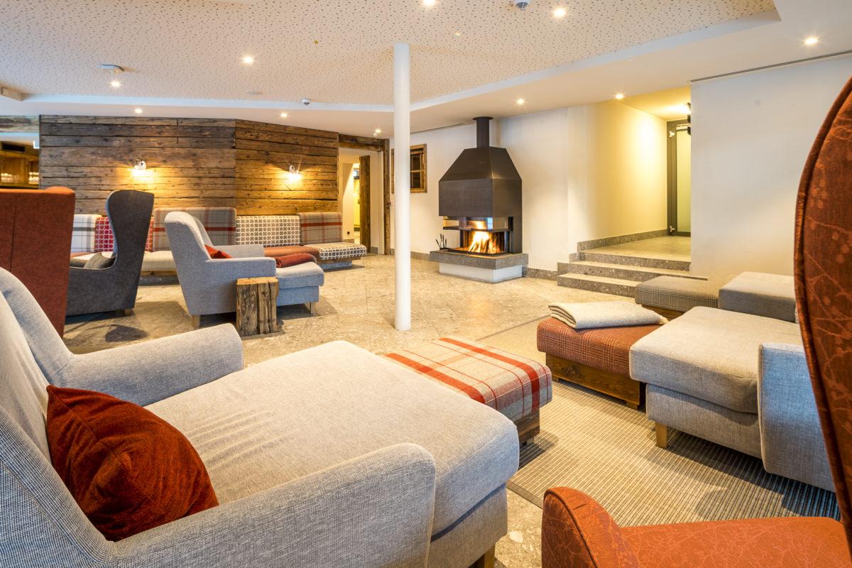 Ruheräume Hotel Oberstdorf